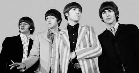4 de Abril - 1964 — Os Beatles ocupam as cinco primeiras posições na parada pop da Billboard Hot 100.