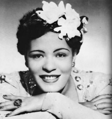 7 de Abril - 1915 - Billie Holiday - cantora norte-americana (m. 1959).