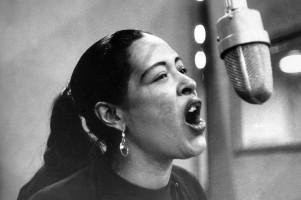 7 de Abril - 1915 — Billie Holiday - cantora norte-americana (m. 1959).