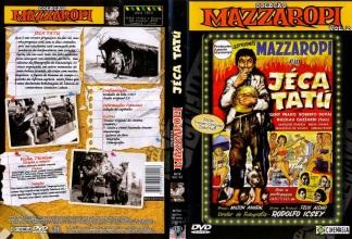 9 de Abril - 1912 - Amácio Mazzaropi, ator - diretor e comediante brasileiro - Jeca Tatu - capa - dvd.