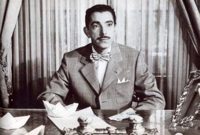 9 de Abril - 1912 - Amácio Mazzaropi - ator, diretor e comediante brasileiro (m. 1981).