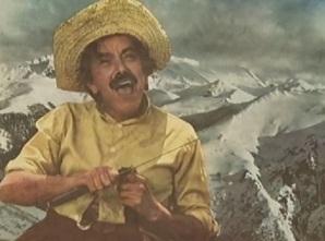 9 de Abril - 1912 — Amácio Mazzaropi - ator, diretor e comediante brasileiro (m. 1981).