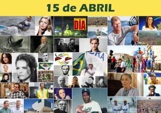 Poster do Dia - 15 de Abril