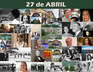 Poster do Dia - 27 de Abril