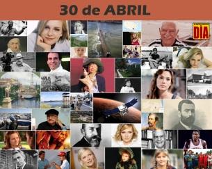 Poster do Dia - 30 de Abril