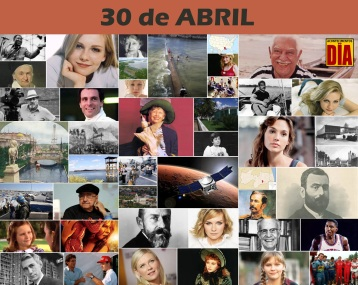 Poster do Dia - 30 de Abril