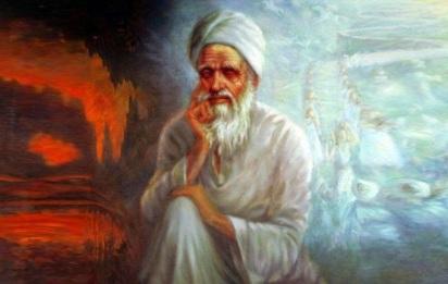 10 de Maio - 1057 — al-Ma'arri, filósofo, poeta e escritor árabe (n. 973).