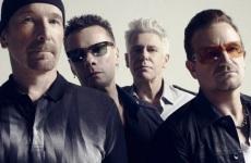 10 de Maio - 1960 - Bono com a banda U2.