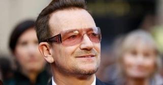 10 de Maio - 1960 - Bono, da banda U2.