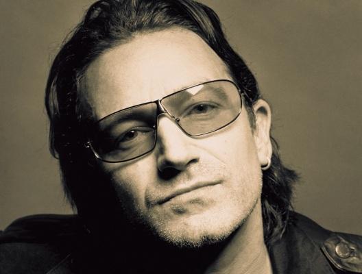 10 de Maio - 1960 – Bono, cantor irlandês da banda U2.
