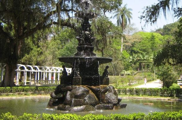 11 de Maio - 1822 – Jardim Botânico do Rio de Janeiro é aberto à visitação.