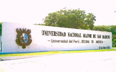 12 de Maio - 1551 – Em Lima é fundada a primeira universidade da América - a Universidade Nacional Maior de São Marcos.