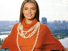 12 de Maio - 1983 - Alina Kabaeva, modelo e atriz russa.