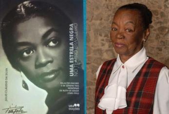 12 de Maio - Ruth de Souza - Uma Estrela Negra no Teatro Brasileiro.