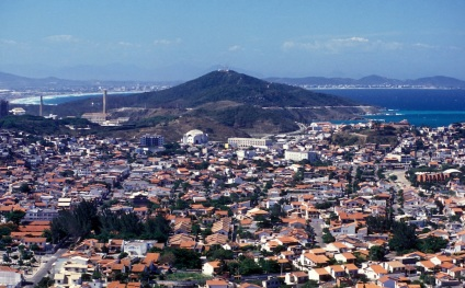 13 de Maio - Arraial do Cabo (RJ) - Tomada aérea.