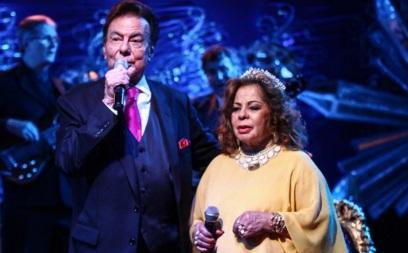 13 de Maio - Ângela Maria canta com Agnaldo Rayol.