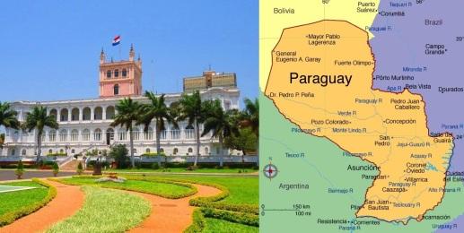 14 de Maio - 1811 – Independência do Paraguai.