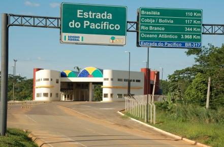 14 de Maio - Assis Brasil (AC) 41 Anos - Fronteira com a Bolívia.