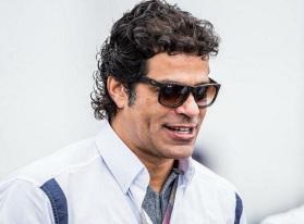 15 de Maio - 1965 - Raí - ex-futebolista brasileiro, com óculos escuros.