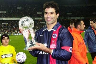 15 de Maio - 1965 - Raí - ex-futebolista brasileiro - Paris Saint-Germain.