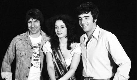 15 de Maio - Kito Junqueira, sônia Braga e Tony Ramos.