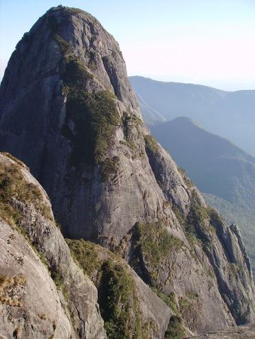 16 de Maio - Nova Friburgo (RJ) – Pico Maior de Friburgo - Ponto culminante da Serra do Mar - 2 366 m.