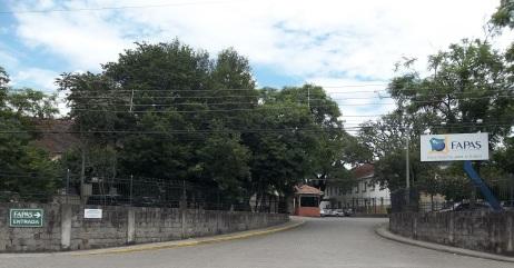 17 de Maio - Faculdade Palotina de Santa Maria (RS), uma das maiores da cidade. Integrada ao Museu Vicente Pallotti, um dos mais visitados de Santa Maria.