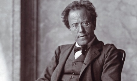 18 de Maio - 1911 — Gustav Mahler, compositor austríaco (n. 1860).