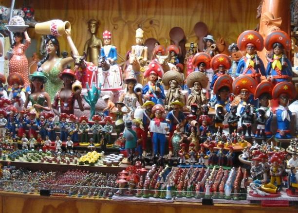 18 de Maio - Os seguidores do ceramista pernambucano Mestre Vitalino fizeram de Caruaru o maior centro de arte figurativa das Américas – segundo a UNESCO - Caruaru (PE) 160 Anos.