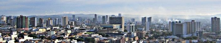 18 de Maio - Vista panorâmica de Caruaru a partir do Monte do Bom Jesus - Caruaru (PE) 160 Anos.