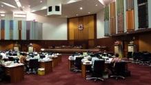 19 de Maio - 2002 — Timor-Leste torna-se um Estado independente - Foto do Parlamento.