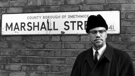 19 de Maio - Malcolm X - Marshall Street.