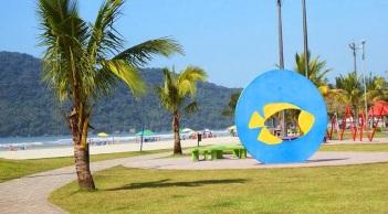 19 de Maio - Praia da Enseada em Bertioga - SP.