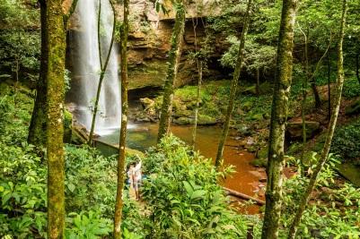 20 de Maio - Cachoeira da Rocandeira, localizada no distrito de Taquaruçu - Palmas (TO) 28 Anos.
