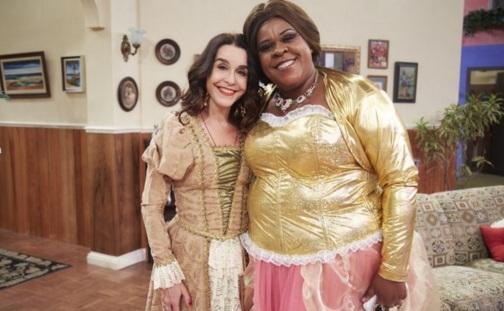 20 de Maio - Com quase 60 anos, Lucélia Santos reaparece na TV em participação no 'Vai que Cola', do Multishow.