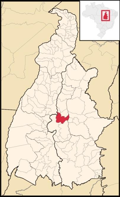 20 de Maio - Localização de Palmas (TO) 28 Anos.