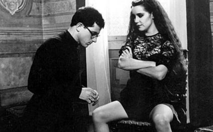 20 de Maio - Lucélia Santos com Carlos Gregório no filme Engraçadinha.