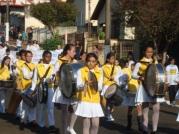 22 de Maio - Desfile Cívico em 2013 — Pederneiras (SP).