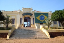 22 de Maio - Espaço Cultural e Museu — Pederneiras (SP).