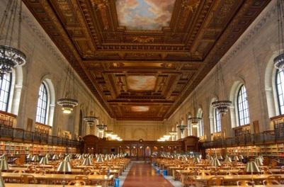 23 de Maio - 1911 – Inauguração da Biblioteca Pública de Nova Iorque.