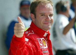 23 de Maio - 1972 – Rubens Barrichello, ex-piloto brasileiro de Fórmula 1.