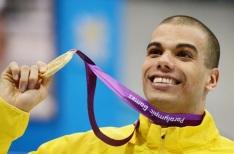23 de Maio - 1984 – André Brasil, nadador brasileiro.