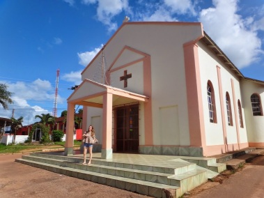23 de Maio - Igreja Matriz - Oiapoque (AP) 72 Anos.
