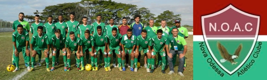 24 de Maio - Nova Odessa Atlético Clube - Nova Odessa (SP) 112 Anos.