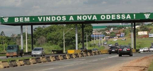 24 de Maio - Rodovia - Boas Vindas - Nova Odessa (SP) 112 Anos.
