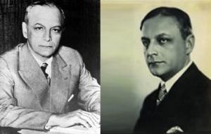 25 de Maio - 1948 - Roberto Simonsen, engenheiro e político brasileiro (n. 1889).
