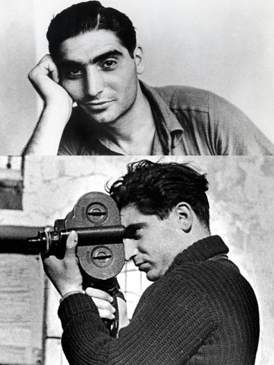 25 de Maio - 1954 - Robert Capa, fotojornalista húngaro (n. 1913).