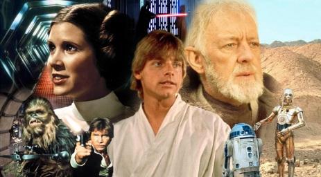 25 de Maio - 1977 – Estreia Star Wars.