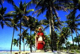 25 de Maio - São Boaventura, Padroeiro da cidade - Canavieiras (BA)