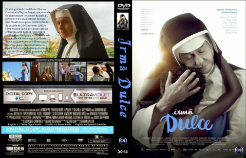 26 de Maio - Irmã Dulce - filme de 2014.